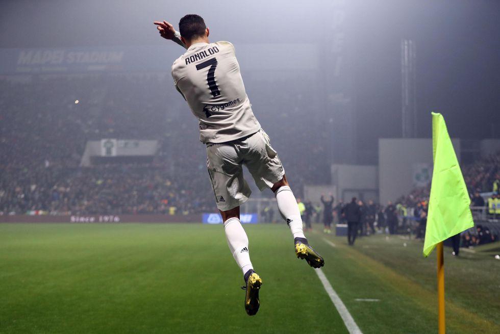 ronaldo gol partite statistiche champions league
