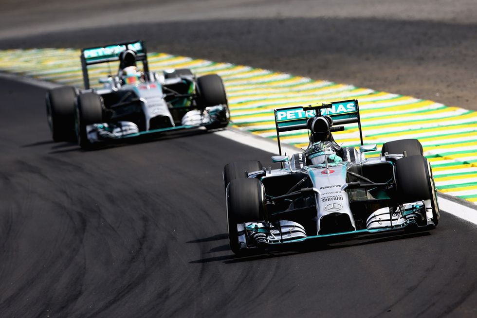 Hamilton-Rosberg: a chi la gara più importante?