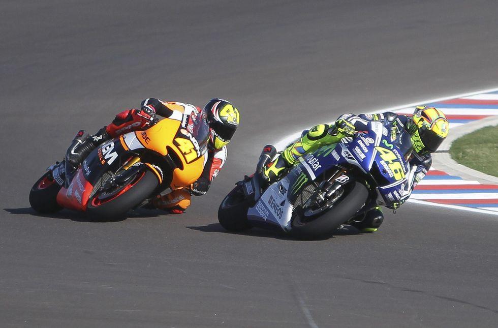 MotoGo: Gp Argentina - Vince Marquez, Rossi 4°