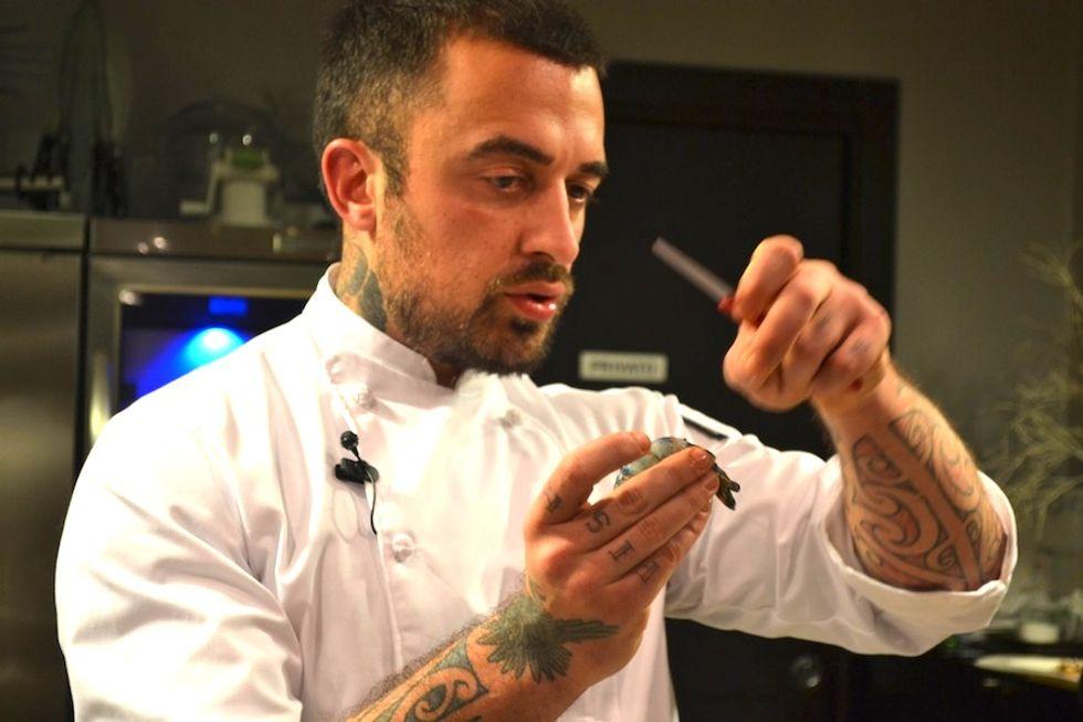 """Ho cucinato con Chef Rubio"""