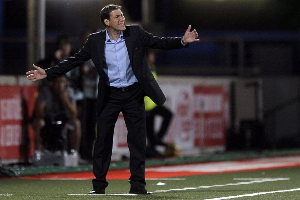 Garcia è il nuovo allenatore della Roma