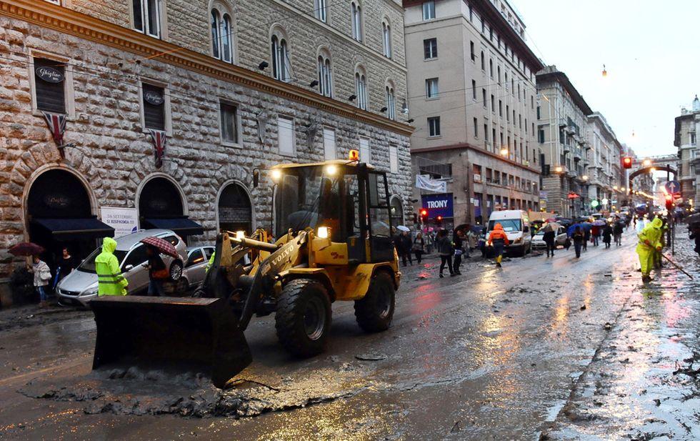 Alluvione Genova: perché la città è di nuovo allagata