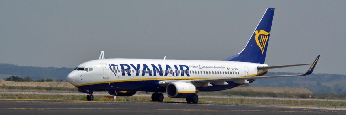 ryanair aeroporto aereo