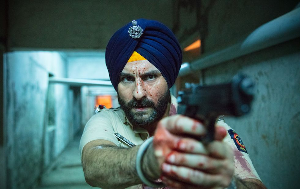 """Sacred Games: trailer e foto della Gomorra """"Made in India"""""""