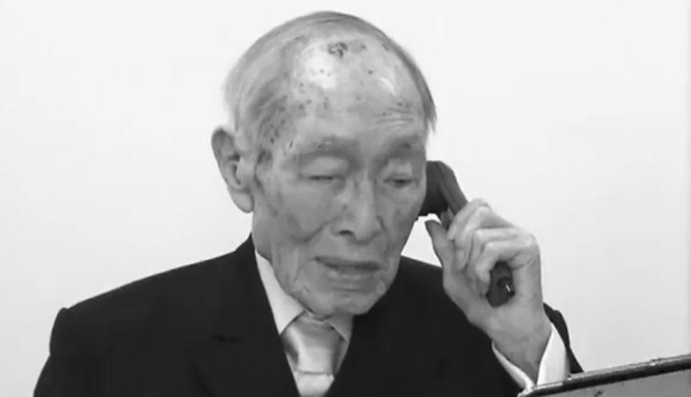 Ecco l'uomo più vecchio del mondo