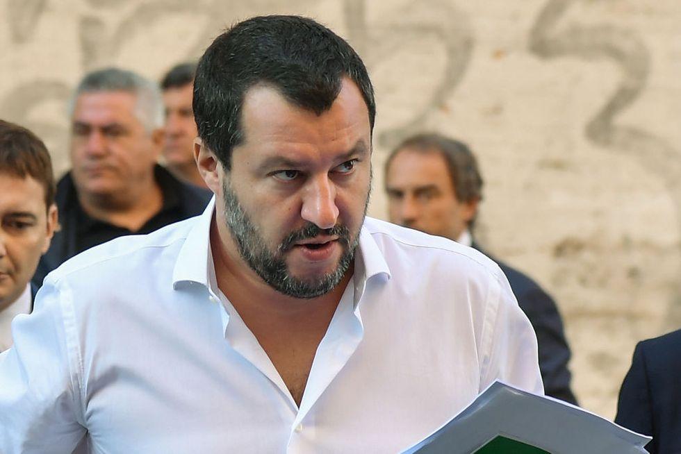 Salvini migranti