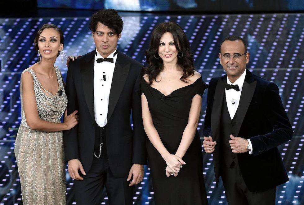 Sanremo 2016 cast conduttori