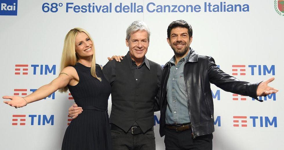 Sanremo 2018 conduttori