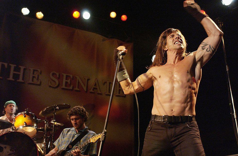 Il concerto dei Red Hot Chili Peppers a Berlino gratis con Mondadori Store