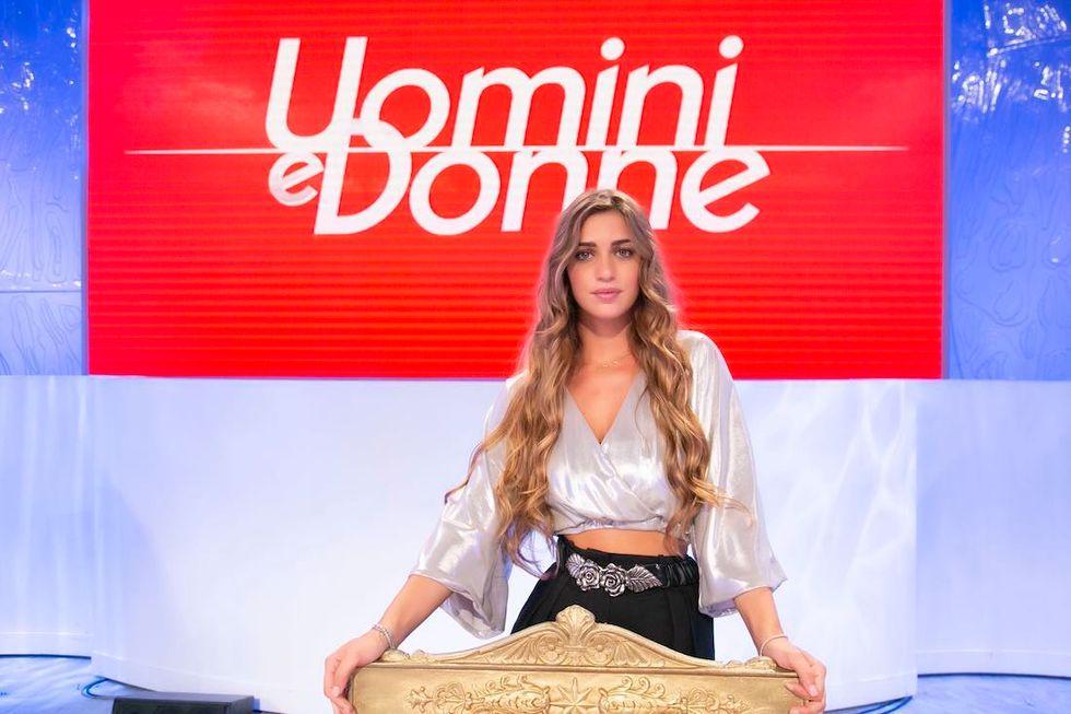 Sara Tozzi Uomini e Donne