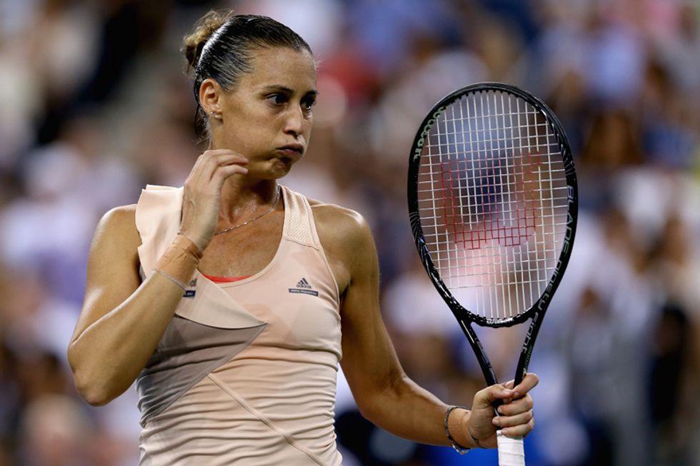 Tennis, US Open: Williams troppo forte per la Pennetta