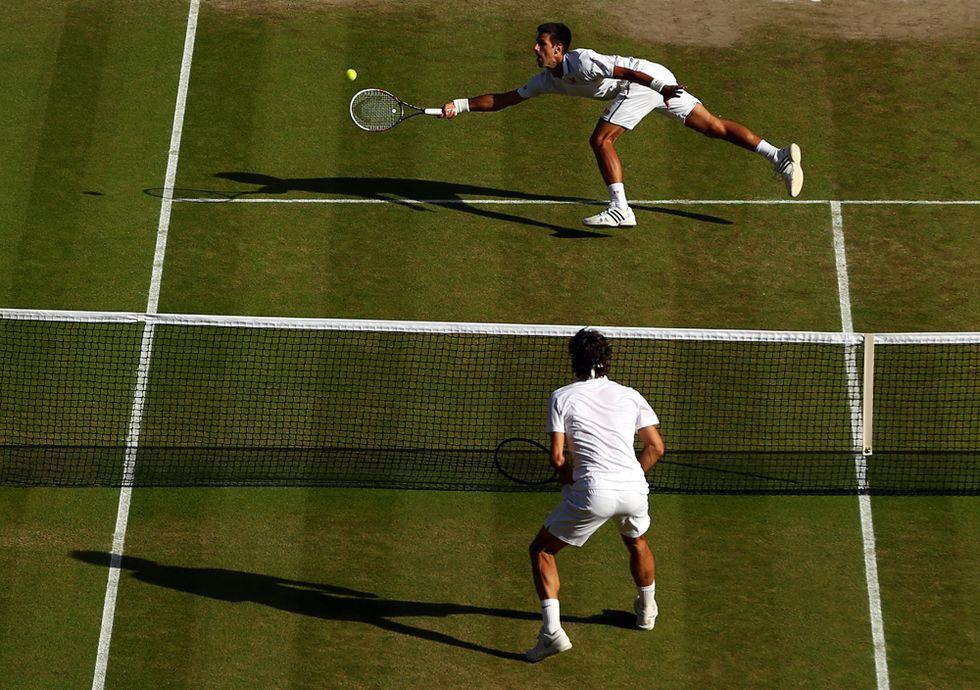 Dopo Wimbledon, un Djokovic davvero n°1