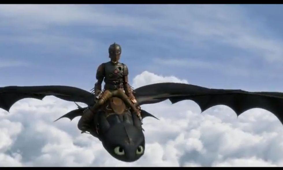 Dragon Trainer 2, il teaser trailer italiano