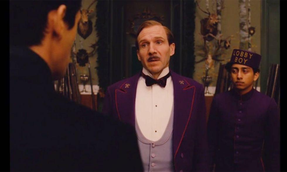The Grand Budapest Hotel, il nuovo film di Wes Anderson: trailer italiano