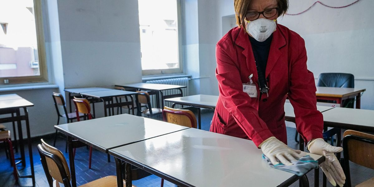 scuola coronavirus