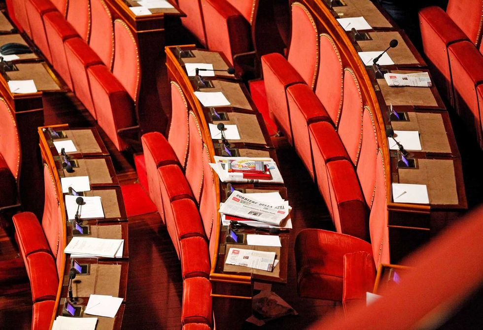 Senato-vuoto