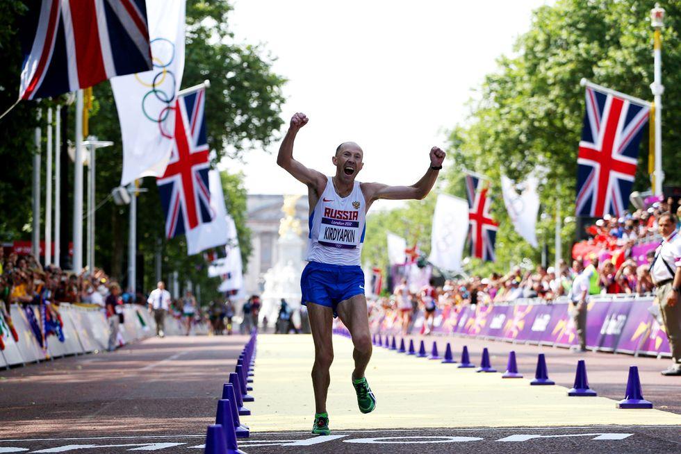 Marcia: l'ombra del doping su 3 ori russi a Londra e Pechino