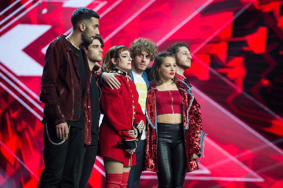 Seveso Casino Palace X Factor 12