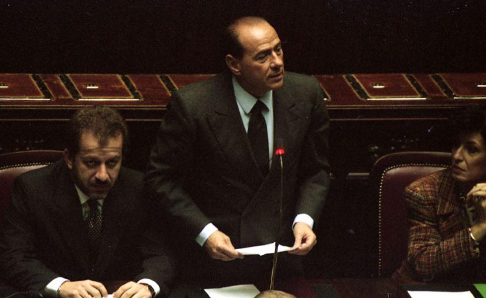 Tutti gli uomini del Presidente (Berlusconi)