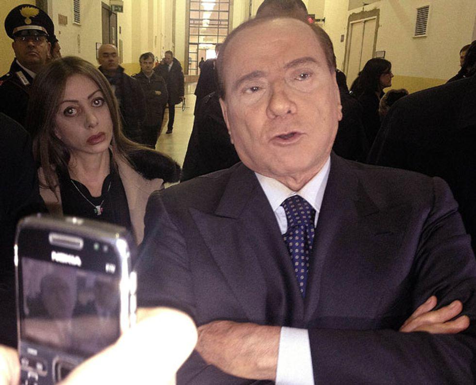Berlusconi indagato dalla giustizia ad orologeria?