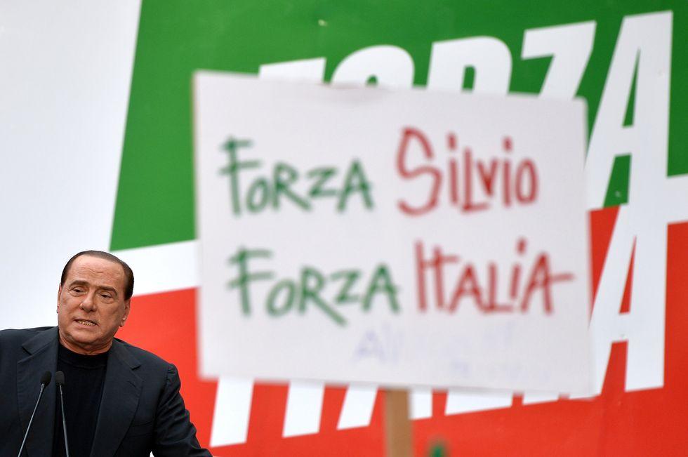 """Esclusivo/Berlusconi: """"Non mollo neanche se mi ammazzano"""""""