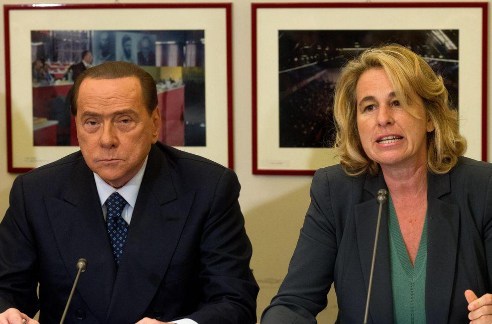 Berlusconi tra passato e futuro