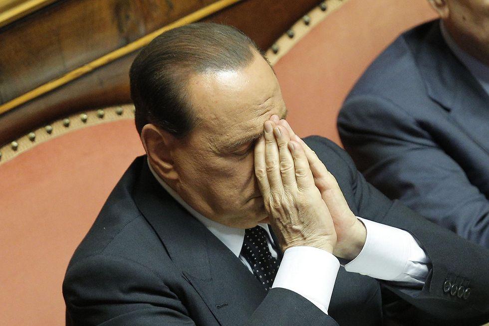Berlusconi condannato: le reazioni sul web