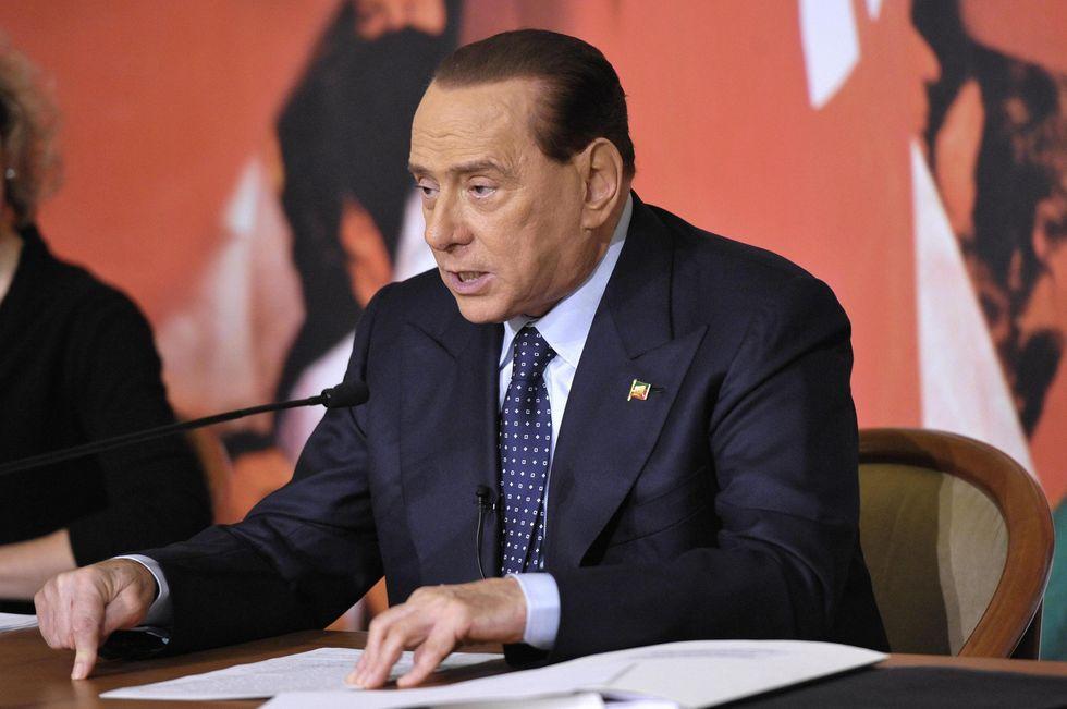La lettera di Berlusconi ai senatori