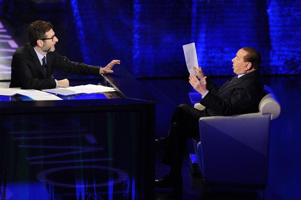 """Berlusconi: """"Il mio erede politico non si è ancora fatto vivo"""""""