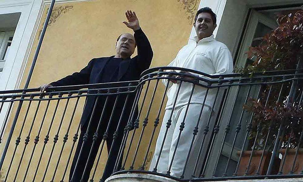 Toti: Un governo di scopo Renzi-Berlusconi