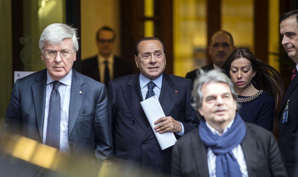 Forza Italia: cosa succede veramente nel partito