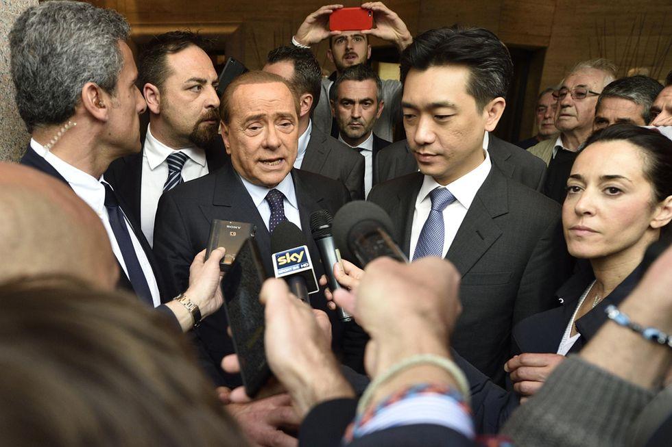 Milan: c'è l'accordo tra Berlusconi e Mr. Bee Taechaubol