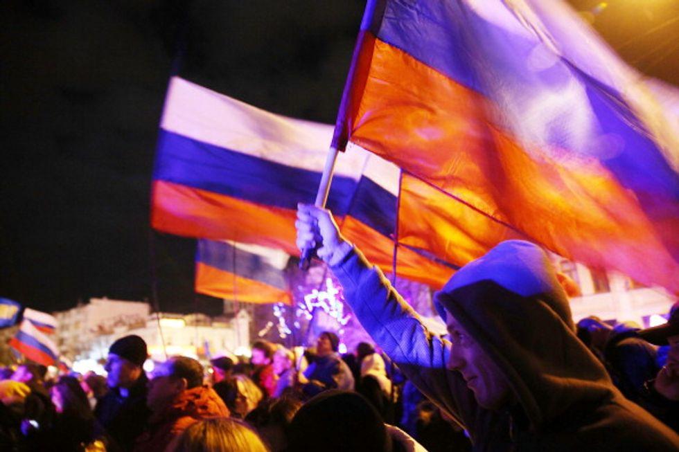 La Crimea è tutta russa, ma Usa e Ue dicono no