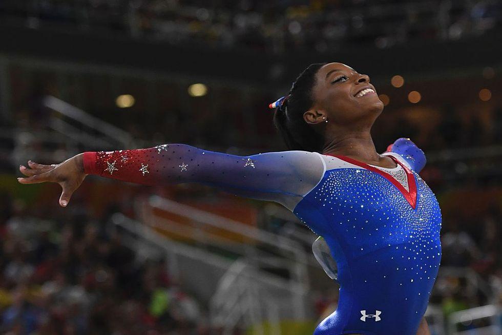 simone biles ginnastica doping rio 2016