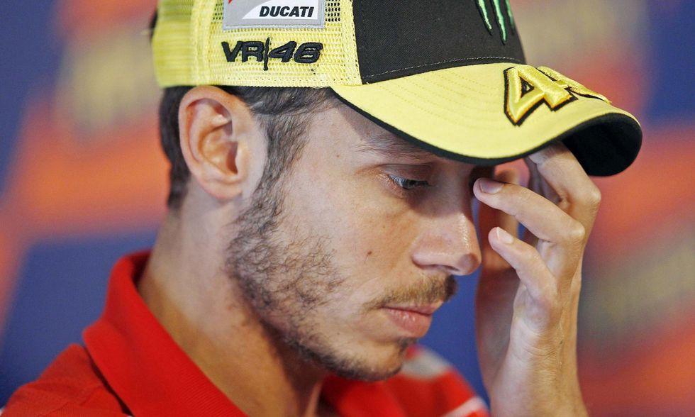 """Lucchinelli: """"Rossi? In Ducati ha fallito. Ma ora può vincere"""""""