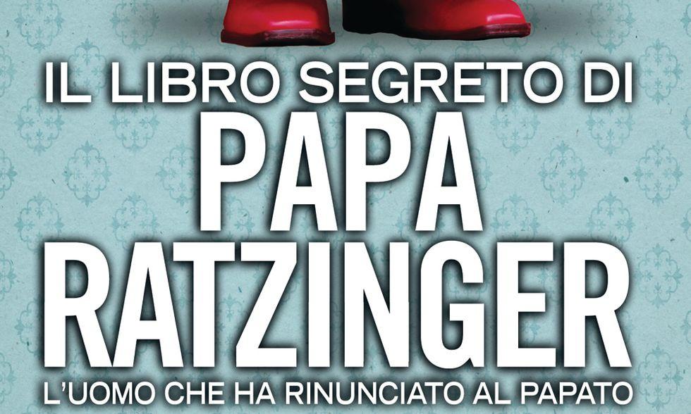 Simone Venturini, 'Il libro segreto di Papa Ratzinger'