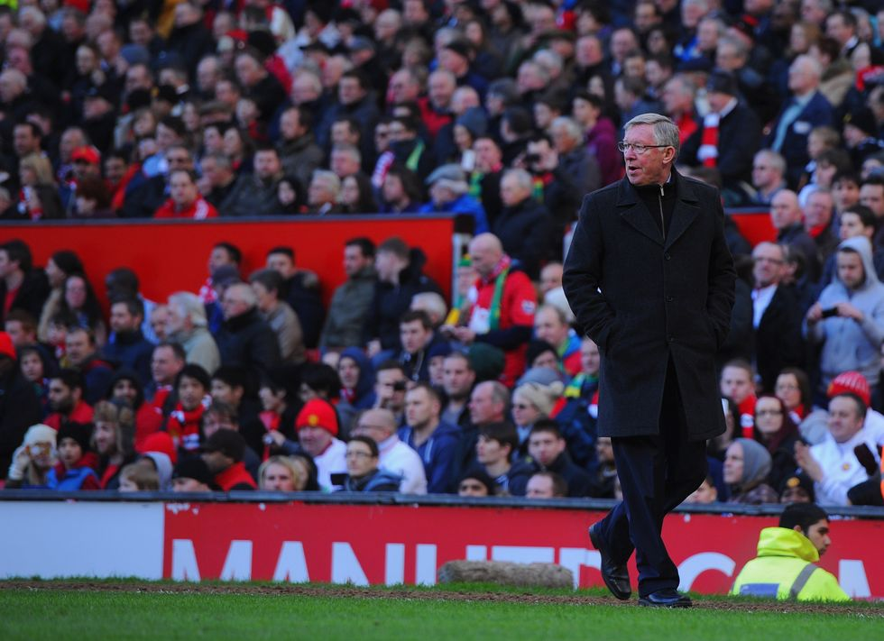 Sir Alex Ferguson, semplicemente il numero uno