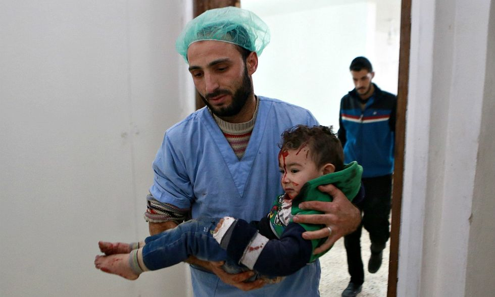 siria-guerra-Ghouta