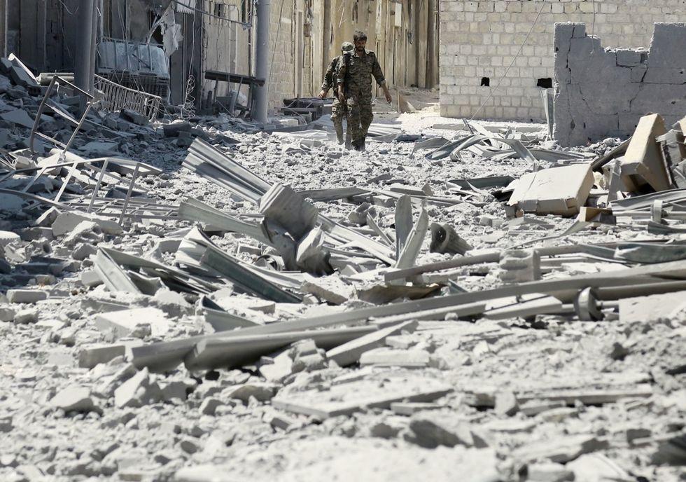 siria-manbij