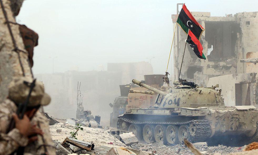 Sirte Libia