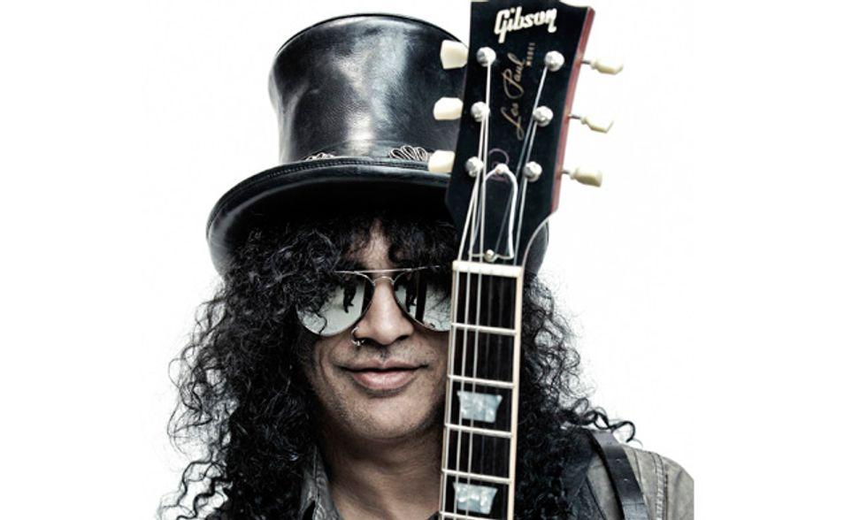 Slash: il rock sono io