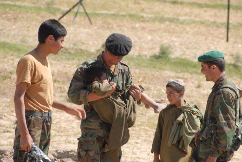 La Nato si ritira, gli afghani muoiono