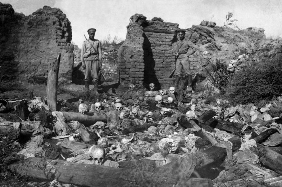 Pro Armenia. Gli ebrei raccontano il genocidio fantasma