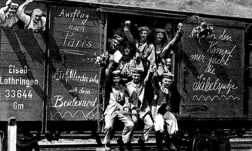 """Max Hastings, """"Catastrofe 1914"""": i mesi iniziali della prima guerra mondiale"""