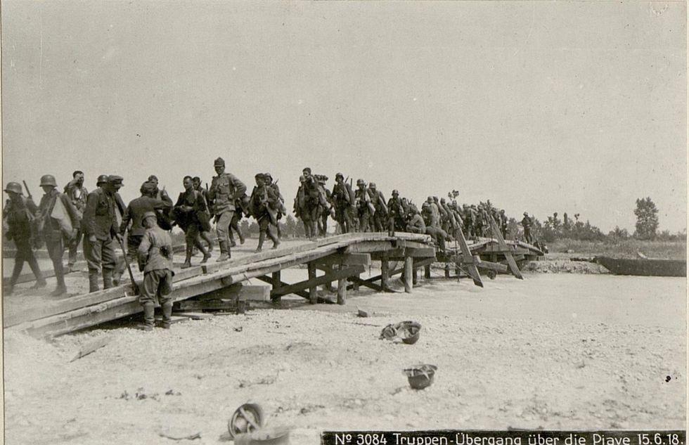 solstizio 1918