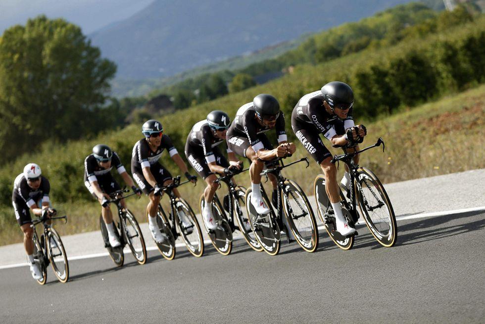 Biciclette-fuoriserie ai Mondiali di Ponferrada
