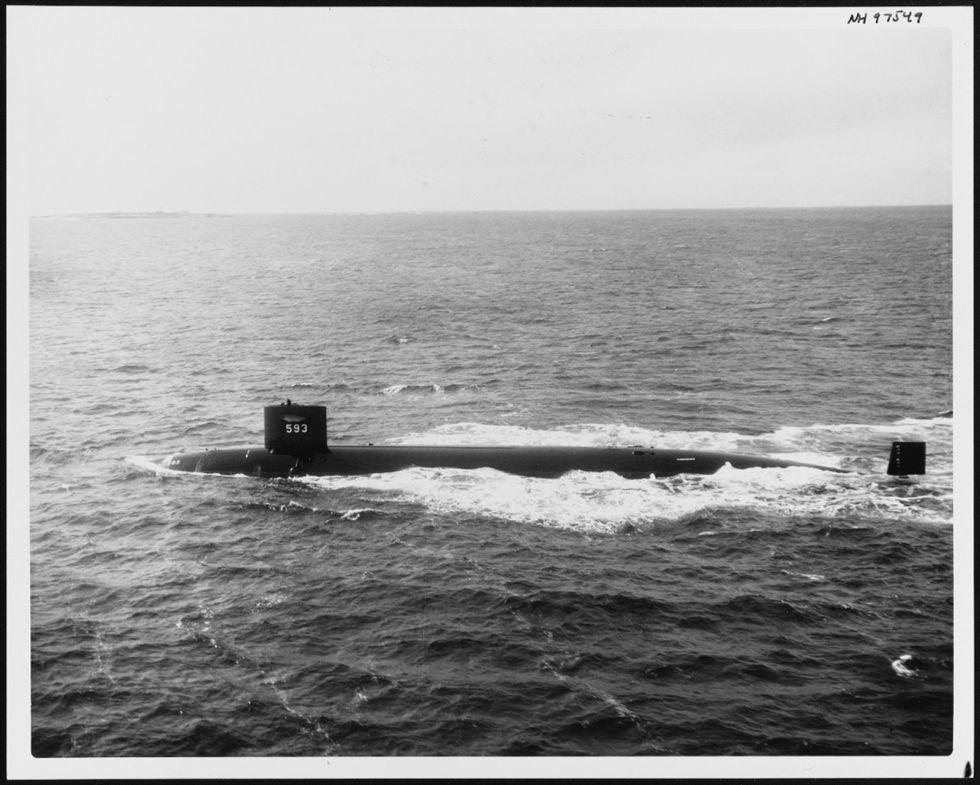 sottomarini incidenti