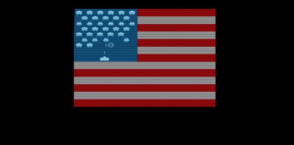 space invaders usa