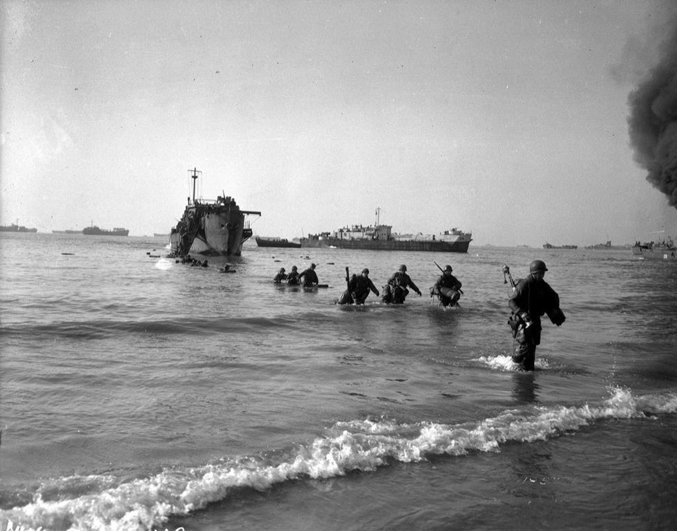 22 gennaio 1944. Gli Alleati sbarcano ad Anzio
