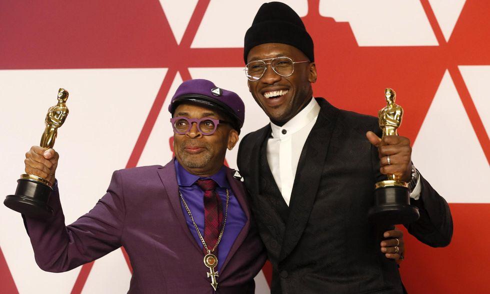 Spike Lee e Mahershala Ali